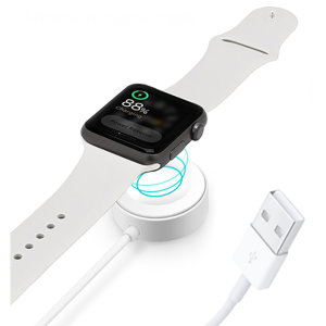 This Devia Apple wireless induction fast charger recharges Apple Watches of all generations! If you are looking for certified Apple watch chargers and you do not want to spend considerable money on the original, this watch charger is the perfect solution.