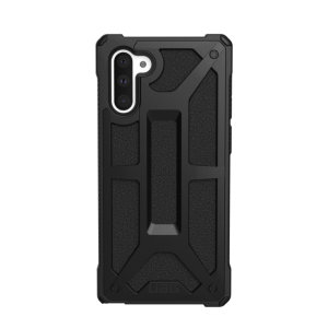 The Urban Armour Gear Monarch in Black for the Samsung Galaxy Note 10 is quite possibly the king of protective cases. With 5 layers of premium protection and moulded from the finest materials, your Galaxy Note 10 is safe, secure and remains stylish.