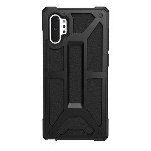 The Urban Armour Gear Monarch in Black for the Samsung Galaxy Note 10 is quite possibly the king of protective cases. With 5 layers of premium protection and moulded from the finest materials, your Galaxy Note 10 Plus is safe, secure and remains stylish.