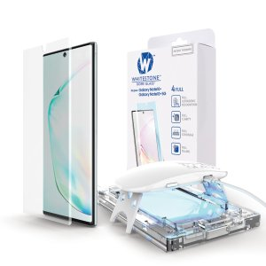 Whitestone Dome Samsung Galaxy Note 10 Plus Glass Screen Protector
