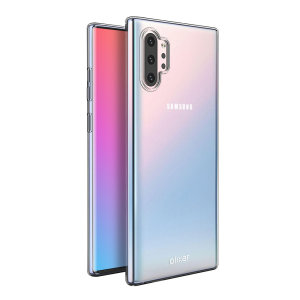 Custom moulded for the Samsung Galaxy Note 10 Plus 5G, this 100% clear Ultra-Thin case by Olixar provides slim fitting and durable protection against damage while adding next to nothing in size and weight.