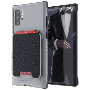 Ghostek Exec 4 Samsung Galaxy Note 10 Plus Lommebok Deksel - Grå
