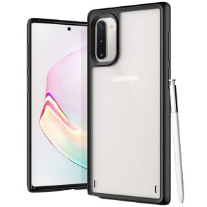 Protect your Note 10 with this precisely designed Damda Crystal Mixx Case in Black from VRS Design. Made with tough yet slim material the slim fit series enables spacious access, daily defence and everyday compliment with sleek latest design.