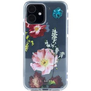 Fabriquée sur mesure, la coque Ted Baker Fleurs des bois ajoute un sublime design floral éthéré à votre iPhone 11 tout en lui assurant une protection exceptionnelle contre les chocs, les chutes et autres dommages.