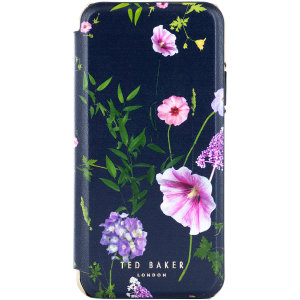 Form-fitting and bulk-free, the Hedgerow case for iPhone 11 from Ted Baker sports an ethereal, otherworldly floral aesthetic while also offering superlative protection for your device from drops, scrapes and other damage.
