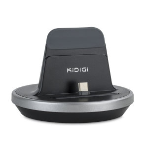 Synchronise and charge your Nokia 8.1 Plus smartphone with this stylish and case compatible desktop dock which also acts as a multimedia stand.