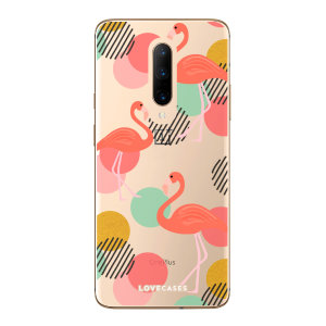 Give your OnePlus 7 Pro a cute new look with this Flamingo design phone case from LoveCases. Cute but protective, the ultra-thin case provides slim fitting and durable protection against life's little accidents