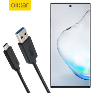 Make sure your Samsung Galaxy Note 10 is always fully charged and synced with this compatible USB 3.1 Type-C Male To USB 3.0 Male Cable. You can use this cable with a USB wall charger or through your desktop or laptop.