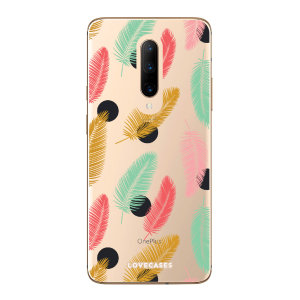 Give your OnePlus 7 Pro a cute new look with this Polka Leaf design phone case from LoveCases. Cute but protective, the ultra-thin case provides slim fitting and durable protection against life's little accidents