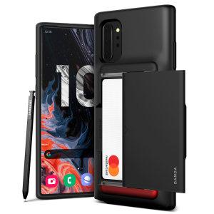 Protección para el Samsung Galaxy Note 10 Plus 5G con la nueva Damda Glide fabricada por VRS Design. Duradera y resistente, dispone también de dos ranuras para tarjetas.