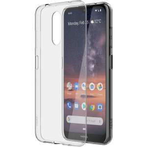 Stay true to your phone's design with this Official Nokia Transparent Bumper low-key case from Nokia. Bespokely designed this case protects your Nokia 3.2 from scratches, bumps and smudges while adding extra grip and comfort for ease of use.