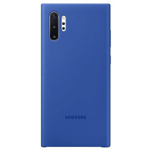 Protect your Samsung Galaxy Note 10 Plus 5G with this Official silicone case in blue. Simple yet stylish, this case is the perfect accessory for your Note 10 Plus.