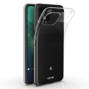 Olixar Ultra-Thin Google Pixel 4 XL Case - 100% Clear