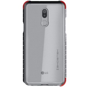 Custom moulded for the LG Stylo 5, the Ghostek tough case in Clear provides a slim fitting, stylish design and reinforced corner protection against shock damage, keeping your LG Stylo 5 looking great at all times, whilst ensuring high quality protection.