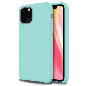 Custom moulded for the iPhone 11 Pro Max, this pastel green soft silicone case from Olixar provides excellent protection against damage as well as a slimline fit for added convenience.
