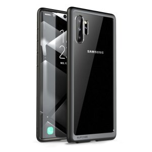 Shield your Samsung Galaxy Note 10 Plus from drops, scratches, scrapes and other damage with the UB Slim Clear case from i-Blason in Black. This case offers superb military grade protection while adding virtually no extra bulk or weight to your device!