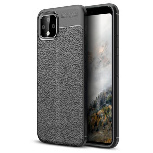 For a touch of premium, minimalist class, look no further than the Attache case for the Google Pixel 4 XL from Olixar. Lending flexible, durable protection to your device with a smooth, textured leather-style finish, this case is the last word is style.