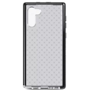 Tech21 Evo Check case for Samsung Galaxy Note 10 features three layers of ultimate protection against scratches, bumps and drops. Despite being ultra-thin and lightweight, the case protects your device from drops of up to 12ft (3.66m)!