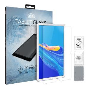 Fabricado por Eiger, este protector de pantalla de cristal templado añade la protección perfecta para la pantalla de su Huawei MediaPad M6 10.8.