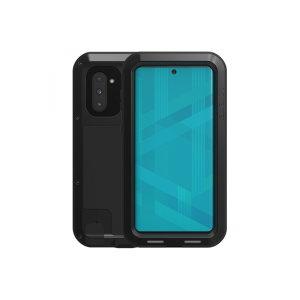 Protección increíble para el Samsung Galaxy Note 10 gracias a esta funda Love Mei Powerful, una de las fundas más protectoras del mercado.