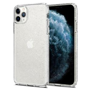 Durable and lightweight, the Spigen Liquid Crystal Glitter series for the iPhone 11 Pro offers premium protection in a slim, form-fitting, stylish package with a sparkling Cystal Quartz pattern to accentuate your phone's own dynamic beauty.
