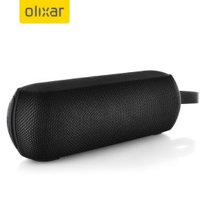 Designed to produce high quality audio, the Olixar ProBeats Portable Wireless Speaker removes the need for wires. With a built-in mic for hands-free calls and a water resistant design, this versatile speaker is perfect for any environment.