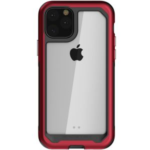 Equip your new Apple iPhone 11 Pro with the most extreme and durable protection around! The Red Ghostek Atomic provides rugged drop and scratch protection whilst keeping the phone slim.