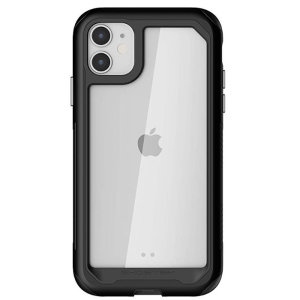 Equip your new Apple iPhone 11 with the most extreme and durable protection around! The Black Ghostek Atomic provides rugged drop and scratch protection whilst keeping the phone slim.