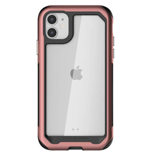 Equip your new Apple iPhone 11 with the most extreme and durable protection around! The Pink Ghostek Atomic provides rugged drop and scratch protection whilst keeping the phone slim.