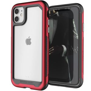 Equip your new Apple iPhone 11 with the most extreme and durable protection around! The Red Ghostek Atomic provides rugged drop and scratch protection whilst keeping the phone slim.