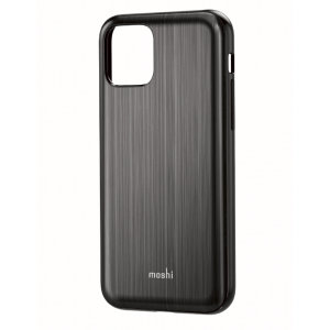 Moshi iGlaze iPhone 11 Pro Ultra Slim Hardshell Case - Armour Black