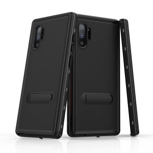 All round rugged protection for your Samsung Galaxy Note 10 Plus with the Terra 360 protective case from Olixar. Featuring a dual layer shock resistant design and a built in screen protector, to prevent damage from water, dust, dirt and snow.