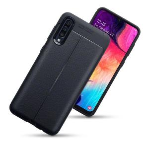 For a touch of premium, minimalist class, look no further than the Attache case for the Samsung Galaxy A50s from Olixar. Lending flexible, durable protection to your device with a smooth, textured leather-style finish, this case is the last word is style.