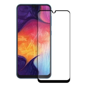 Introducing the ultimate in screen protection for the Samsung Galaxy A50s, the 3D Glass by Eiger is made from premium real glass with rounded edging and anti-shatter film.