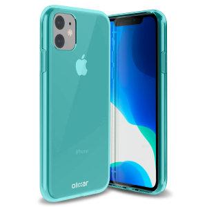 Fabriquée sur mesure pour votre iPhone 11, la coque Olixar FlexiShield en coloris bleu est dotée d'une conception résistante en gel et offre une excellente protection à votre smartphone au quotidien, non seulement contre les rayures, mais aussi contre les chocs.