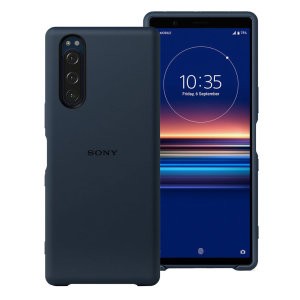 This Official Xperia Case for the Xperia 5 in Blue offers excellent protection while maintaining your device's sleek lines. As an official product, it is designed specifically for the Xperia 5 and allows full access to buttons and ports.