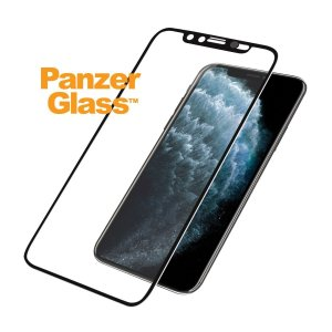 Introducing the premium range PanzerGlass case friendly screen protector. Designed to be shock and scratch resistant, PanzerGlass offers the ultimate protection for your stunning Apple iPhone 11 Pro. The full fit frame ensures advanced protection.
