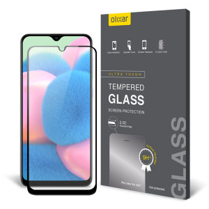 This ultra-thin tempered glass screen protector for the Samsung Galaxy A30s from Olixar offers toughness, high visibility and sensitivity all in one package.