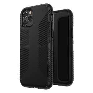 The Speck Presidio GRIP is a protective and pocket-friendly two-layered case with raised rubber ridges that give you a secure, no-slip grip for texting, gaming, and selfies. This case is bulk free & provides maximum protection whilst looking sophisticated