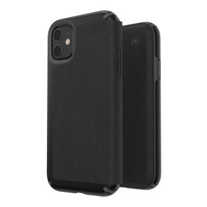 The Presidio FOLIO is a stylish phone case that provides premium protection against drops and scratches and adds additional screen privacy. This case is lightweight and slim making it convenient while looking sophisticated with a premium style.