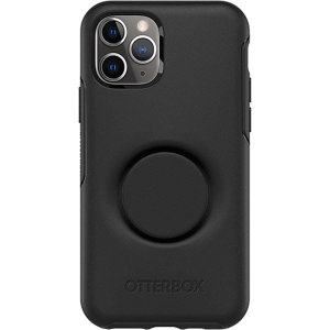 The Pop Symmetry Case for the iPhone 11 Pro in Black provides ultimate protection as well as convenience and practicality with the added feature of the PopSocket PopGrip that is integrated for maximum grip and control of your iPhone 11 Pro.