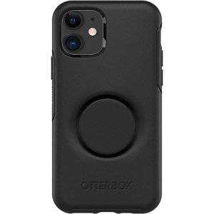 The Pop Symmetry Case for the iPhone 11 in Black provides ultimate protection as well as convenience and practicality with the added feature of the PopSocket PopGrip that is integrated for maximum grip and control of your iPhone 11.