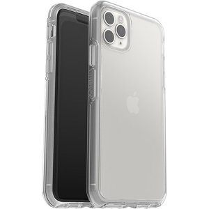 The dual-material construction makes the Symmetry clear case for the iPhone 11 Pro Max one of the slimmest, yet most protective case in its class. The Symmetry series has the style you want with the protection your brand new phone needs.