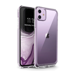 Shield your iPhone 11 from drops, scratches, scrapes and other damage with the Style case from i-Blason in Clear. This case offers superb military grade all round protection while adding virtually no extra bulk to your device.