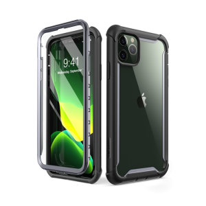 Shield your iPhone 11 Pro Max from drops, scratches, scrapes and other damage with the Ares case from i-Blason in Black. This case offers superb military grade all round protection while adding virtually no extra bulk to your device.