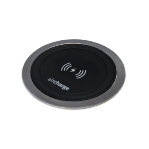 Wirelessly charge your Qi compatible smartphone or tablet with this slim Qi Wireless Charging Pad. Extremely discrete and portable, this Black wireless pad enables you to easily charge wirelessly in any environment.