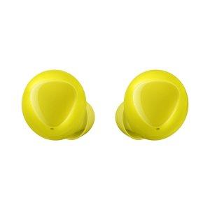 Samsung vous apporte une nouvelle génération d'écouteurs haut de gamme avec les écouteurs Samsung Galaxy Buds en coloris jaune. Conçus à partir d'une technologie de pointe, ces écouteurs sans fil vous offrent une expérience sonore supérieure et disposent également d'un microphone de haute qualité. Pratiques, élégants, performants.