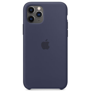 Designed by Apple to complement iPhone 11 Pro, the form of the silicone case fits snugly over the volume buttons, side button and curves of your device without adding bulk whilst providing extra protection for your iPhone 11 pro.