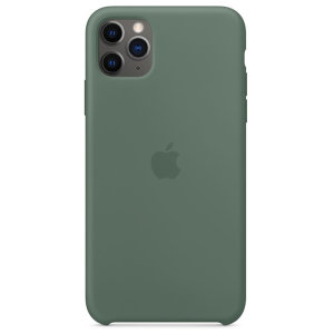 Designed by Apple to complement iPhone 11 Pro Max, the form of the silicone case fits snugly over the volume buttons, side button and curves of your device without adding bulk whilst providing extra protection for your iPhone 11 pro Max.