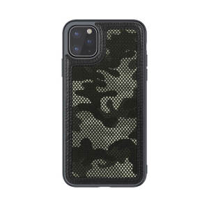 The New Camo Case from Nillkin provides ultimate protection for your iPhone 11 Pro in a ultra sleek and slim design. This case is splash proof, slim & ensures reliable protection for your iPhone, with a unique design ensuring you stand out from the crowd.